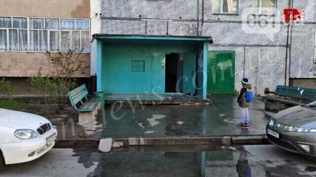В Энергодаре из-за порыва труб затопило квартиры - создана комиссия для компенсации ущерба, фото-1