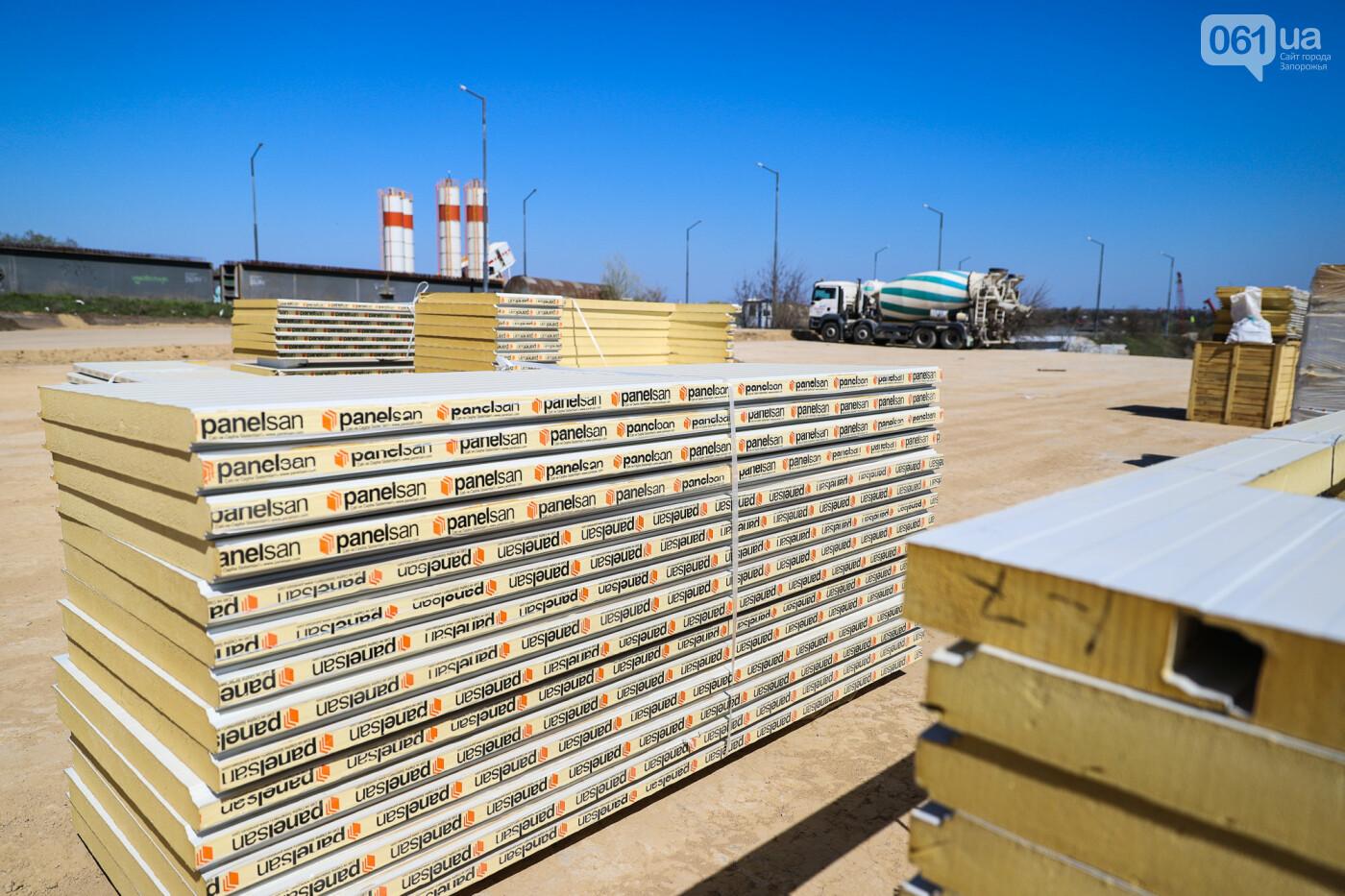На запорожские мосты выделено 2,7 миллиарда: что сейчас проиходит стройплощадке, - ФОТОРЕПОРТАЖ, фото-6