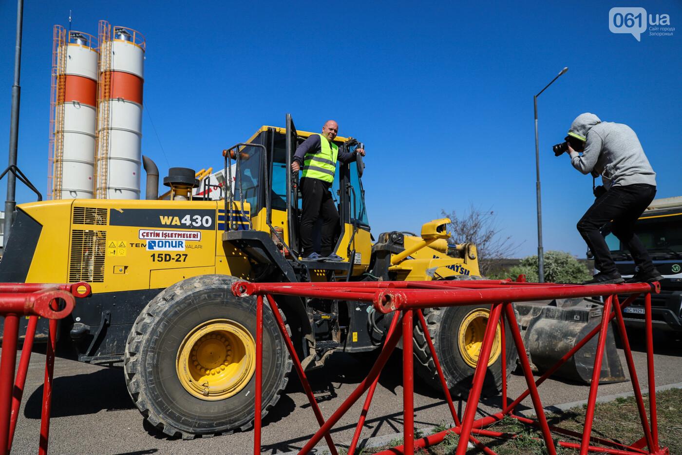 На запорожские мосты выделено 2,7 миллиарда: что сейчас проиходит стройплощадке, - ФОТОРЕПОРТАЖ, фото-11