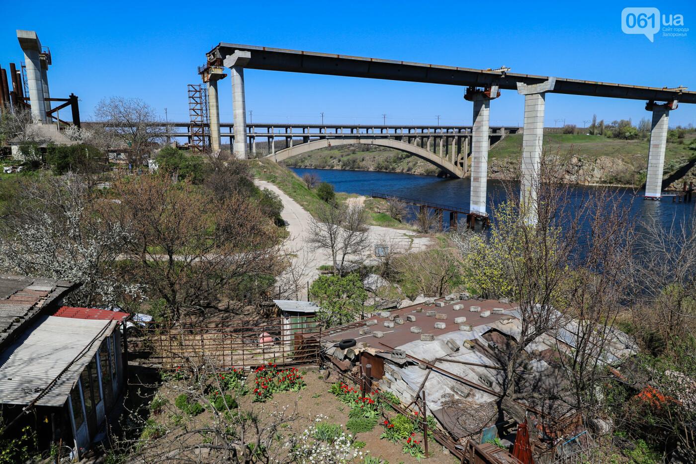 На запорожские мосты выделено 2,7 миллиарда: что сейчас проиходит стройплощадке, - ФОТОРЕПОРТАЖ, фото-33