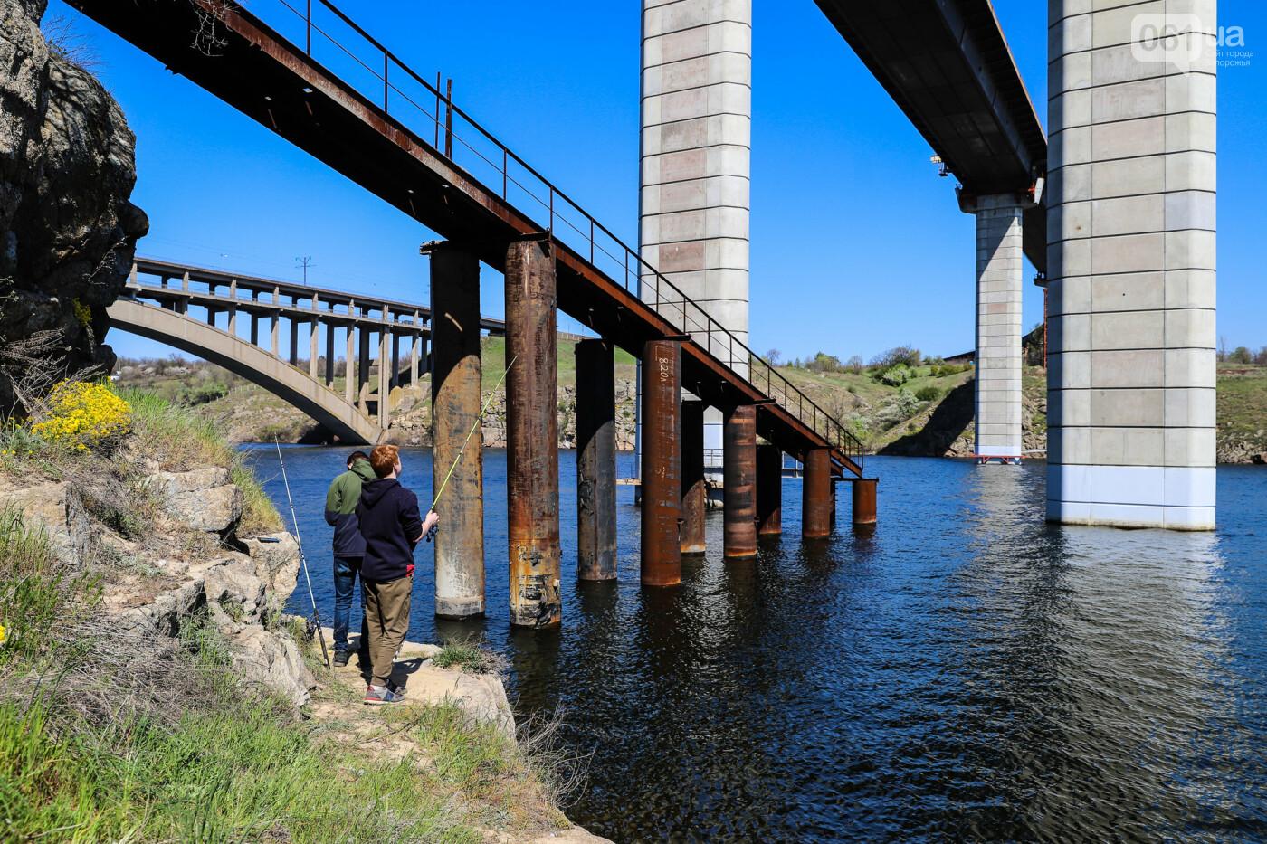 На запорожские мосты выделено 2,7 миллиарда: что сейчас проиходит стройплощадке, - ФОТОРЕПОРТАЖ, фото-40