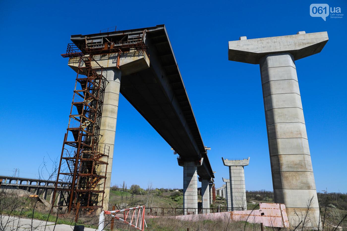 На запорожские мосты выделено 2,7 миллиарда: что сейчас проиходит стройплощадке, - ФОТОРЕПОРТАЖ, фото-45
