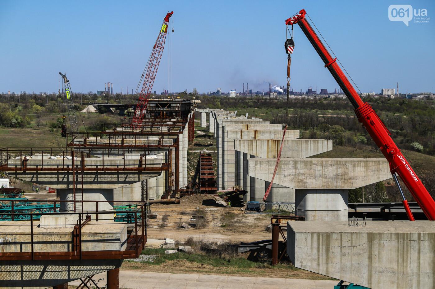 На запорожские мосты выделено 2,7 миллиарда: что сейчас проиходит стройплощадке, - ФОТОРЕПОРТАЖ, фото-18