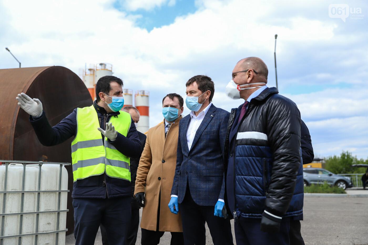 Глава Укравтодора побывал на запорожских мостах — планирует их достроить за два года, - ФОТОРЕПОРТАЖ , фото-26