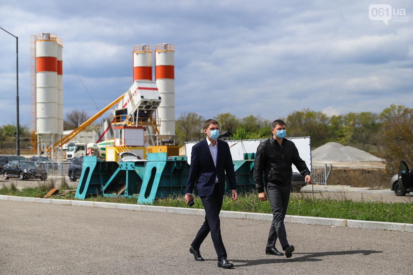 Глава Укравтодора побывал на запорожских мостах — планирует их достроить за два года, - ФОТОРЕПОРТАЖ , фото-28