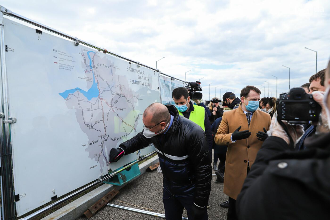 Глава Укравтодора побывал на запорожских мостах — планирует их достроить за два года, - ФОТОРЕПОРТАЖ , фото-33