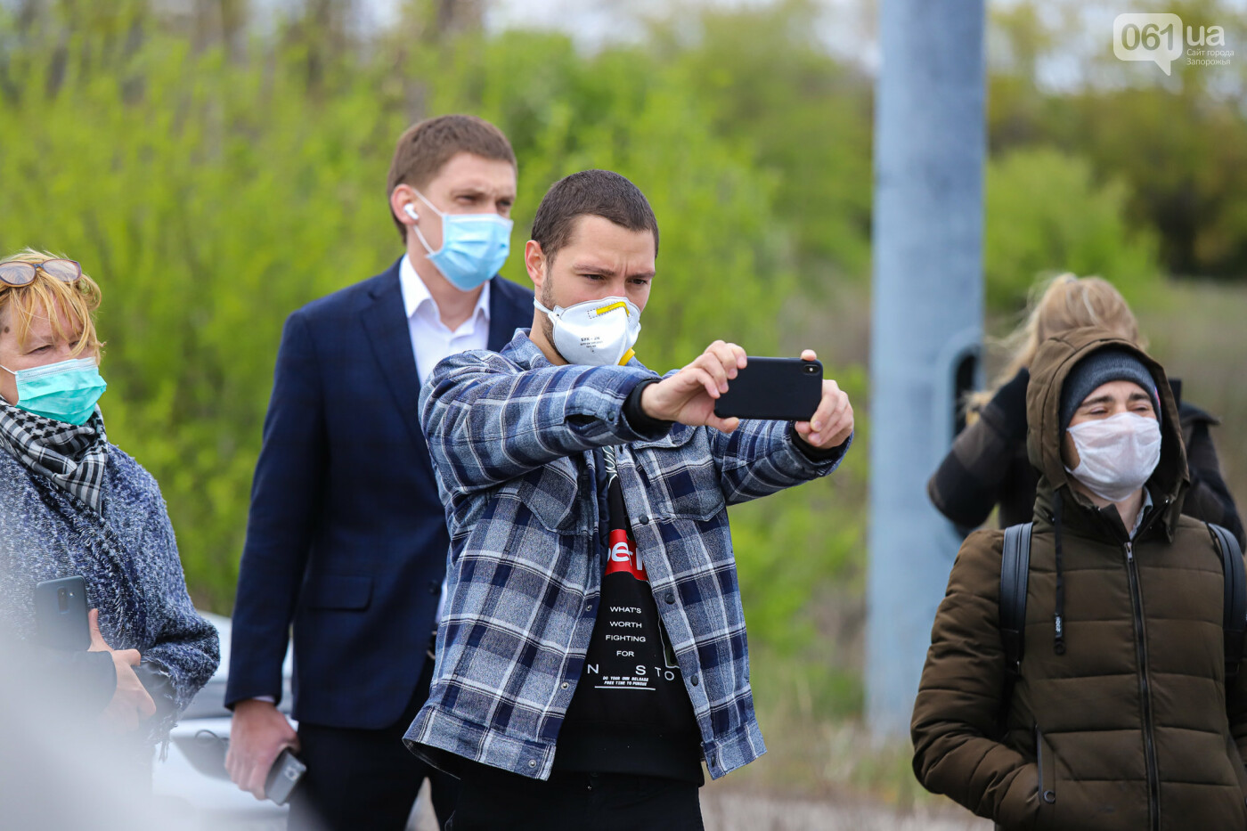 Глава Укравтодора побывал на запорожских мостах — планирует их достроить за два года, - ФОТОРЕПОРТАЖ , фото-47