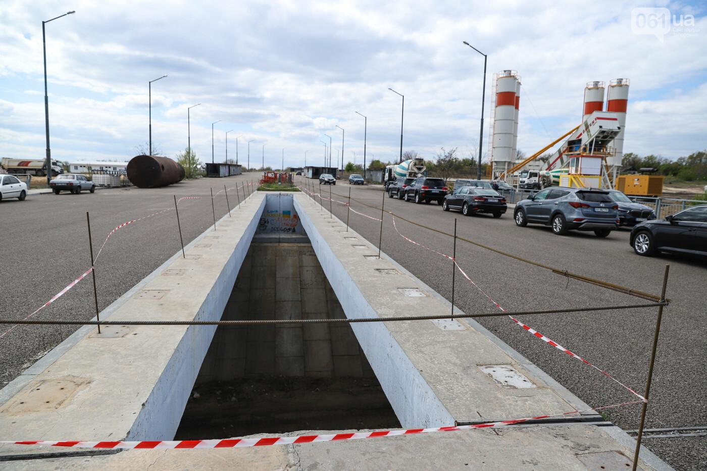 Глава Укравтодора побывал на запорожских мостах — планирует их достроить за два года, - ФОТОРЕПОРТАЖ , фото-13