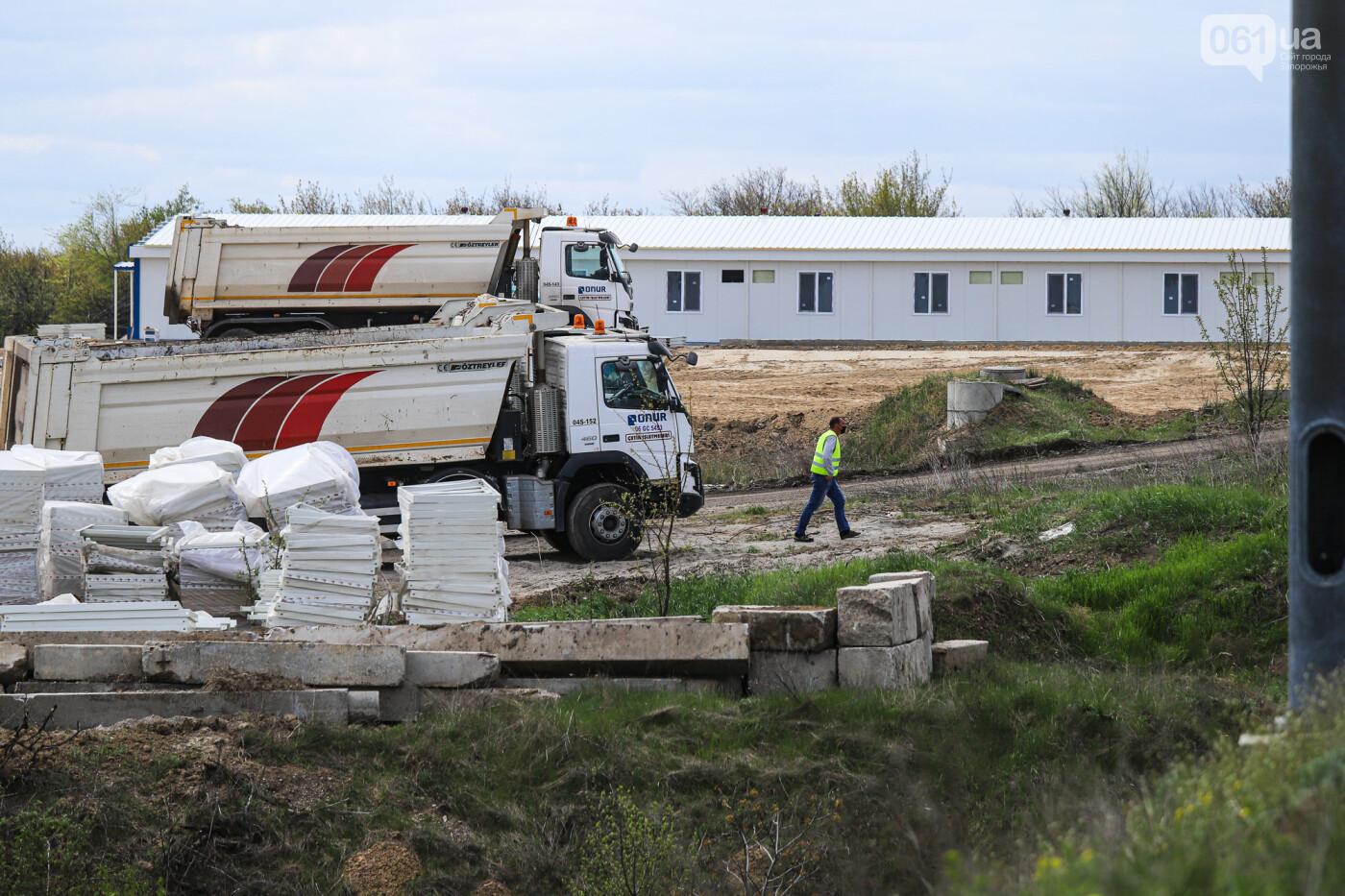 Глава Укравтодора побывал на запорожских мостах — планирует их достроить за два года, - ФОТОРЕПОРТАЖ , фото-16