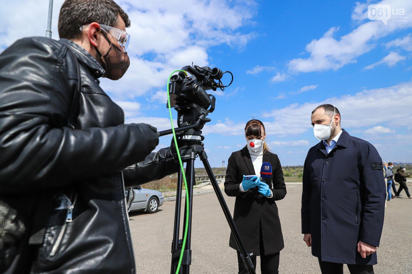 Глава Укравтодора побывал на запорожских мостах — планирует их достроить за два года, - ФОТОРЕПОРТАЖ , фото-53