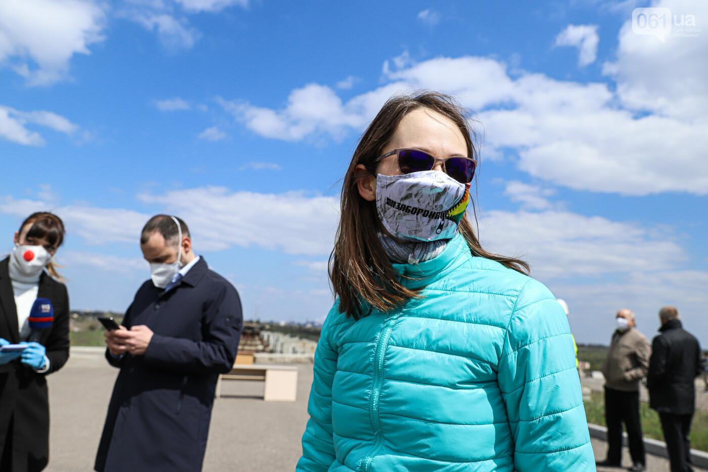 Глава Укравтодора побывал на запорожских мостах — планирует их достроить за два года, - ФОТОРЕПОРТАЖ , фото-52