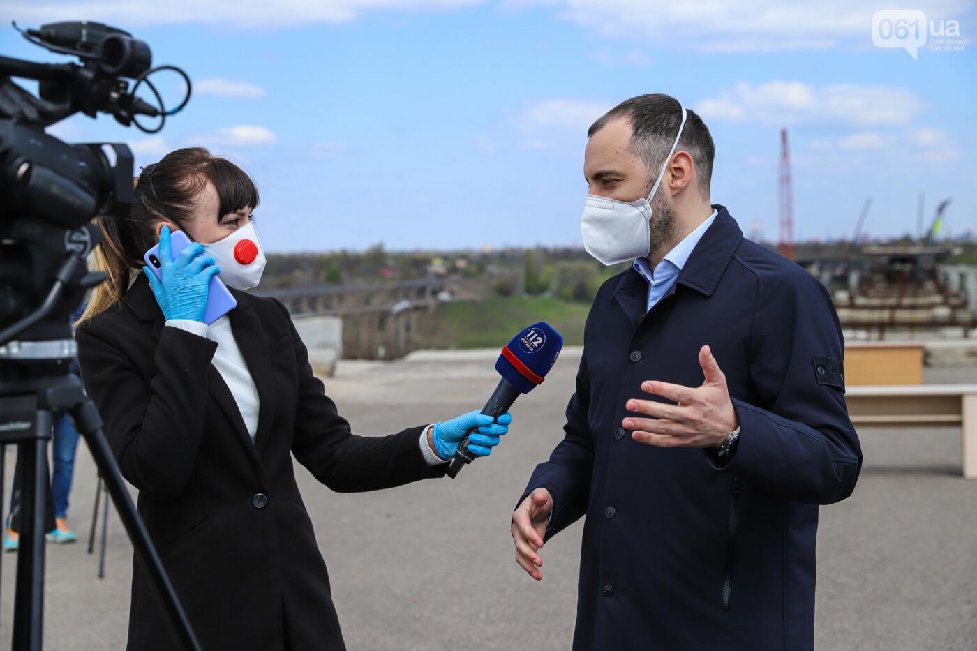 Глава Укравтодора побывал на запорожских мостах — планирует их достроить за два года, - ФОТОРЕПОРТАЖ , фото-54