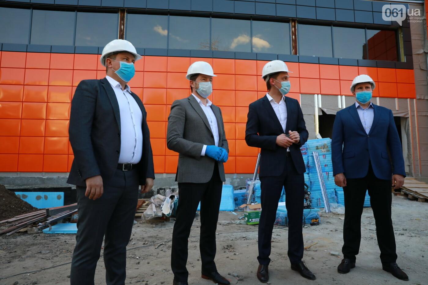 В Мелитополе полным ходом идет строительство водно-спортивного комплекса на 78 миллионов, - ФОТО, фото-2
