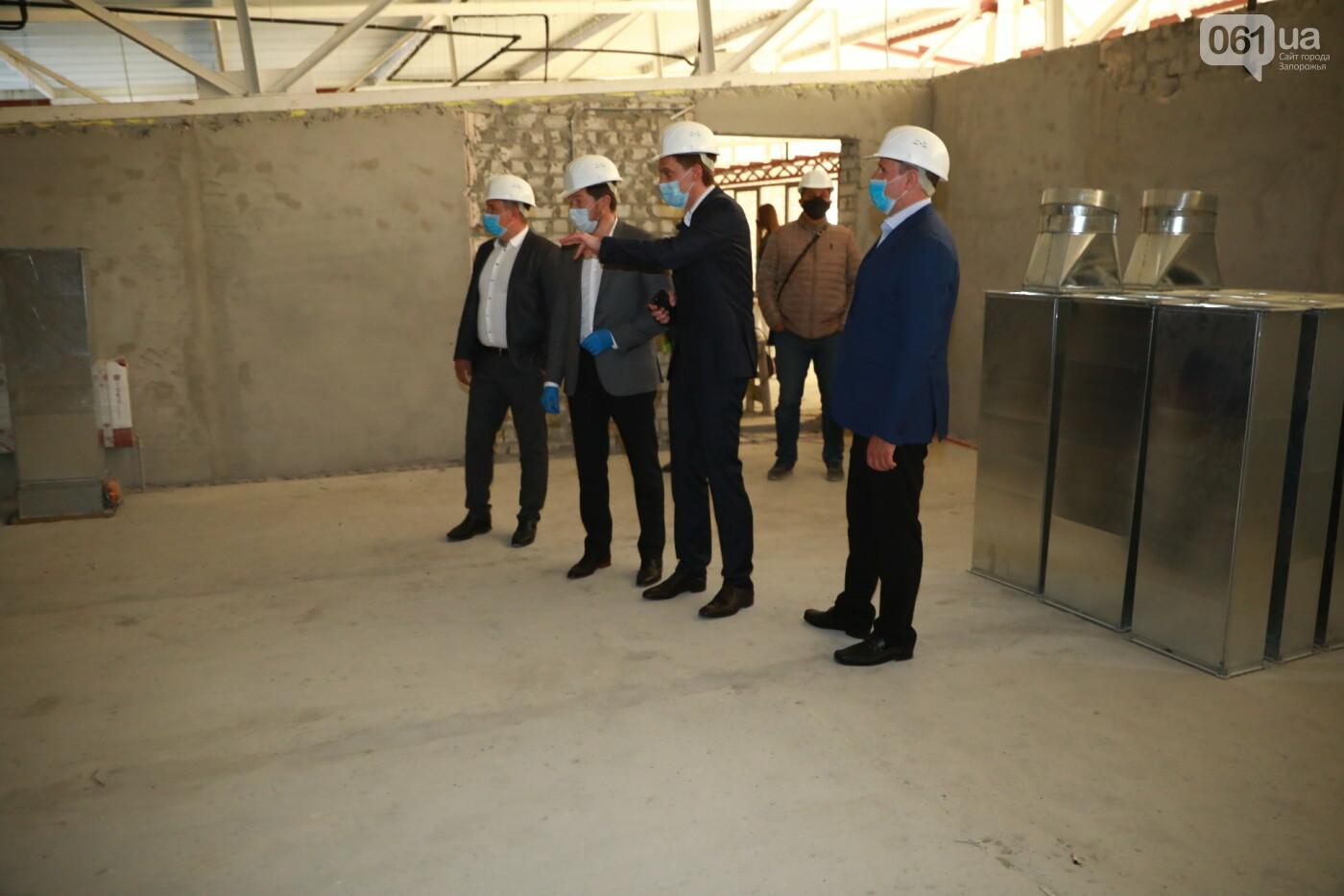 В Мелитополе полным ходом идет строительство водно-спортивного комплекса на 78 миллионов, - ФОТО, фото-12