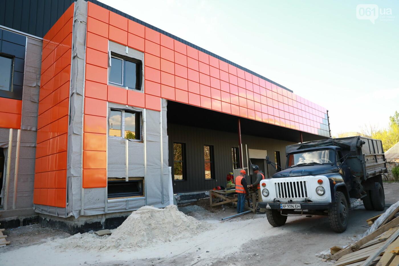 В Мелитополе полным ходом идет строительство водно-спортивного комплекса на 78 миллионов, - ФОТО, фото-7