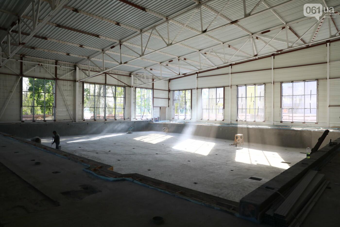 В Мелитополе полным ходом идет строительство водно-спортивного комплекса на 78 миллионов, - ФОТО, фото-5