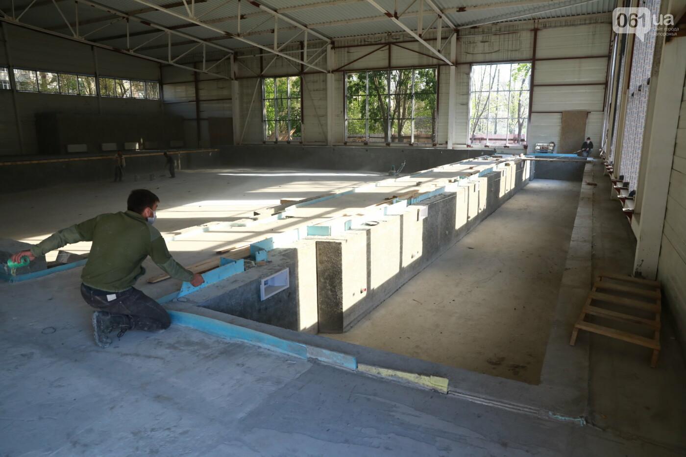 В Мелитополе полным ходом идет строительство водно-спортивного комплекса на 78 миллионов, - ФОТО, фото-3