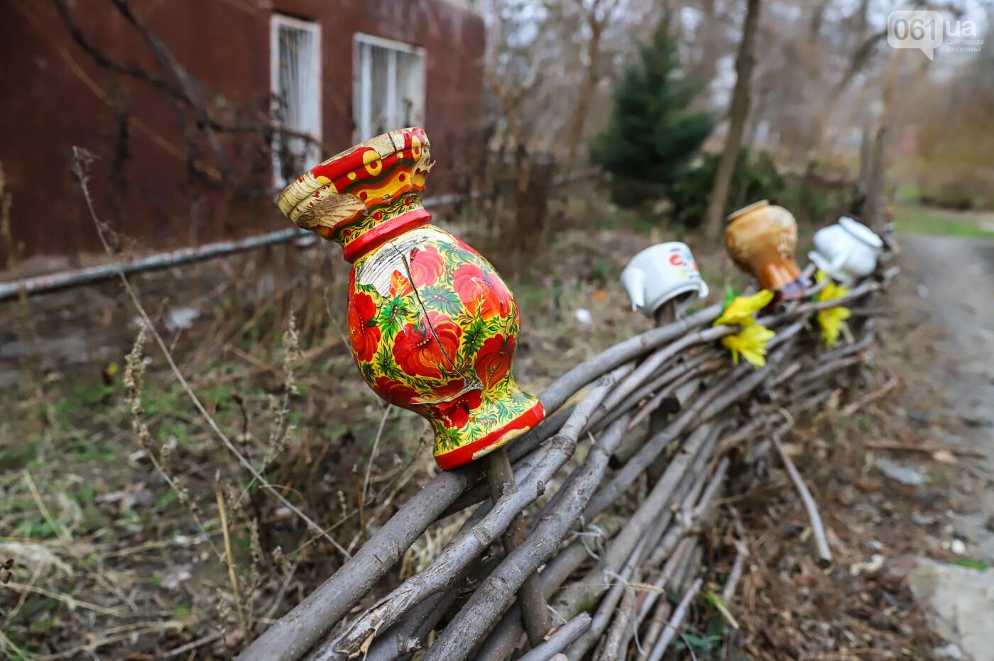 «В плену у заповедника»: как на Хортице живут люди без права на приватизацию жилья, - ФОТОРЕПОРТАЖ , фото-24