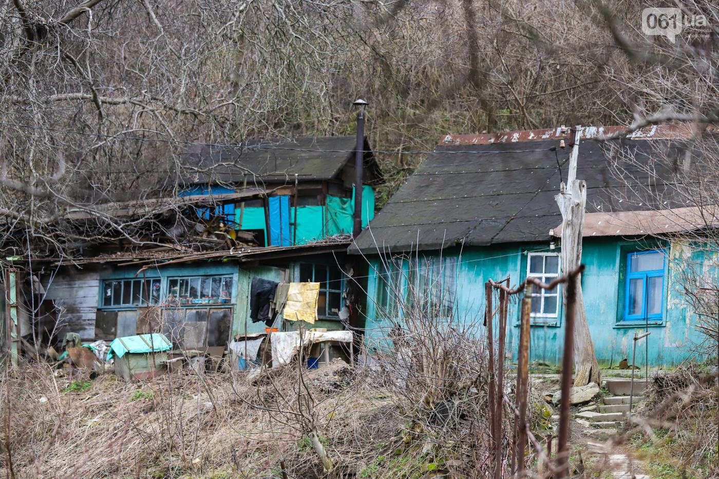 «В плену у заповедника»: как на Хортице живут люди без права на приватизацию жилья, - ФОТОРЕПОРТАЖ , фото-42