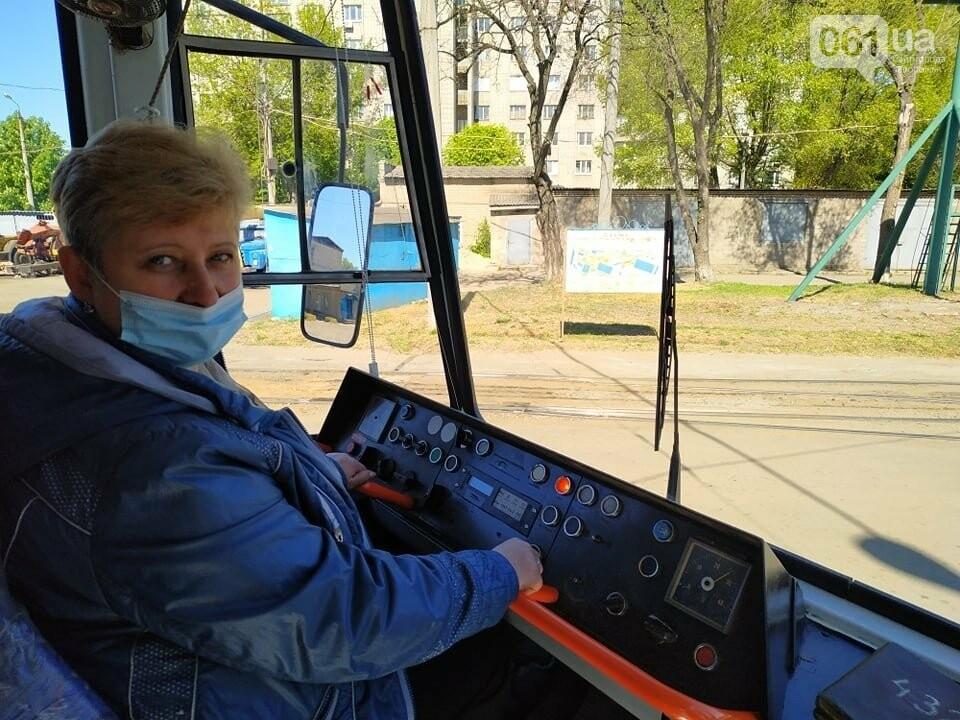 В Запорожье капитально отремонтировали еще два  трамвайных вагона за 600 тысяч гривен, фото-6
