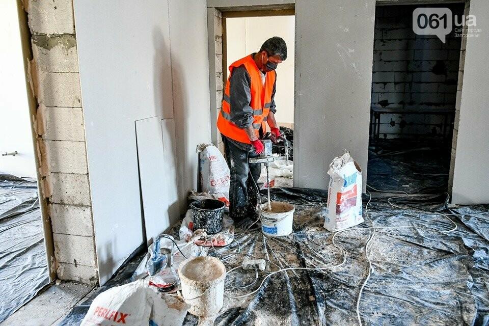 Днепропетровский подрядчик отказался достраивать амбулатории в Запорожской области, фото-22