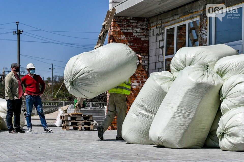 Днепропетровский подрядчик отказался достраивать амбулатории в Запорожской области, фото-21