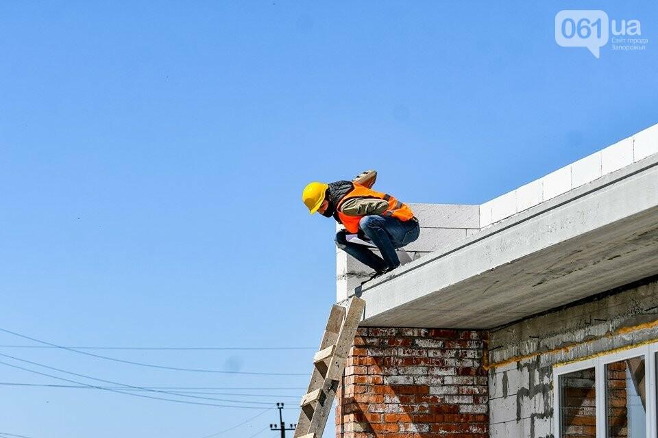 Днепропетровский подрядчик отказался достраивать амбулатории в Запорожской области, фото-20