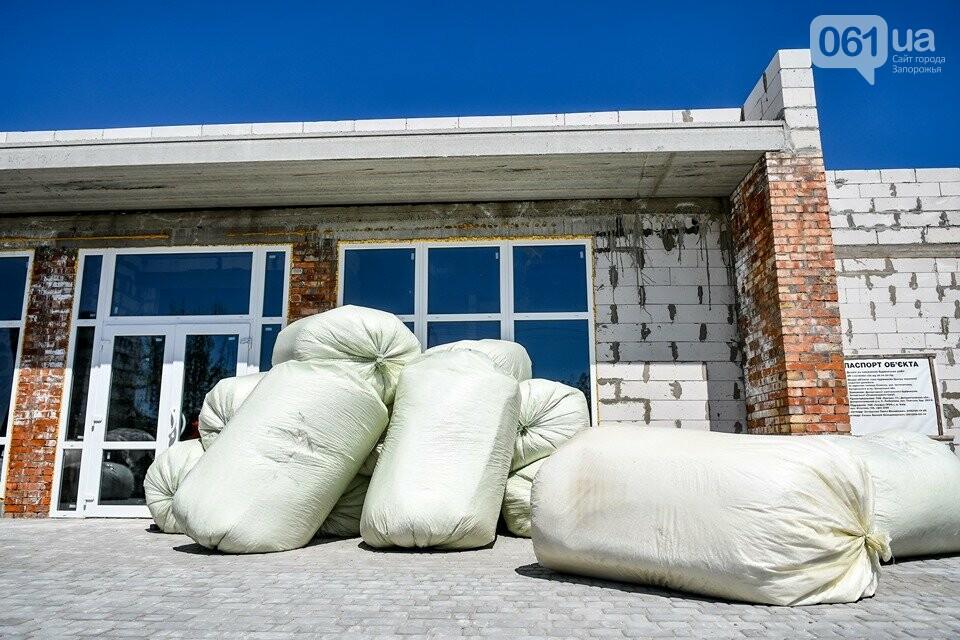 Днепропетровский подрядчик отказался достраивать амбулатории в Запорожской области, фото-17