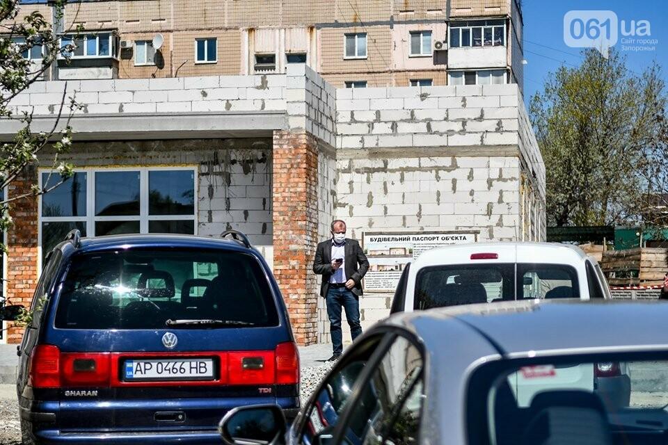 Днепропетровский подрядчик отказался достраивать амбулатории в Запорожской области, фото-11