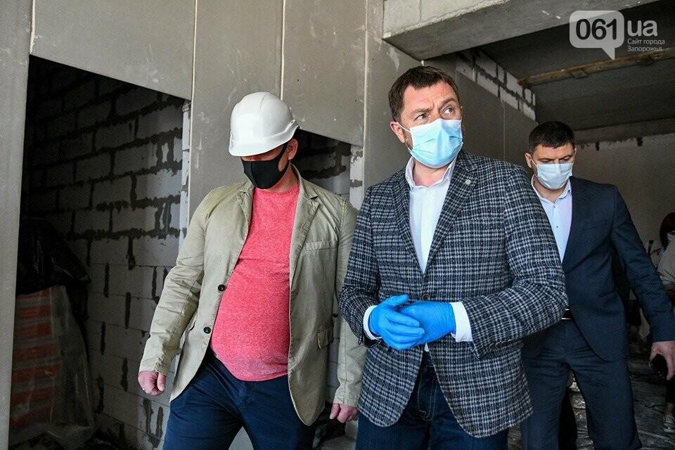 Днепропетровский подрядчик отказался достраивать амбулатории в Запорожской области, фото-9