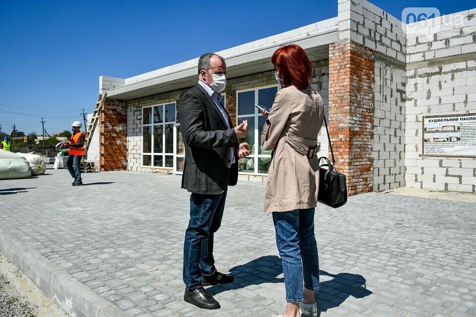 Днепропетровский подрядчик отказался достраивать амбулатории в Запорожской области, фото-14