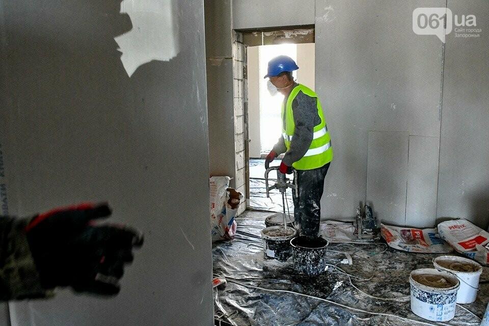 Днепропетровский подрядчик отказался достраивать амбулатории в Запорожской области, фото-6
