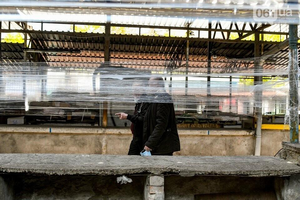 В Запорожье с 1 мая откроются два продовольственных рынка, фото-5