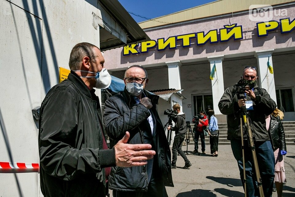 В Запорожье с 1 мая откроются два продовольственных рынка, фото-22