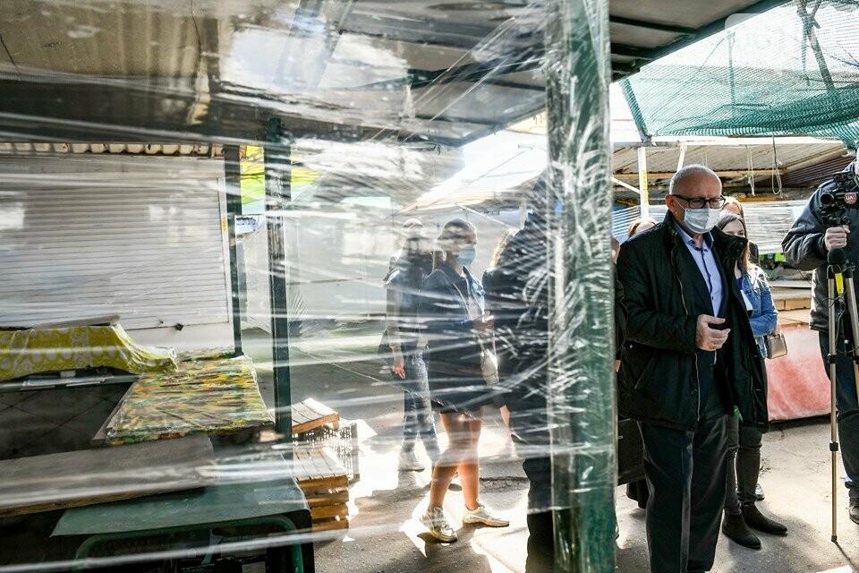 В Запорожье с 1 мая откроются два продовольственных рынка, фото-21