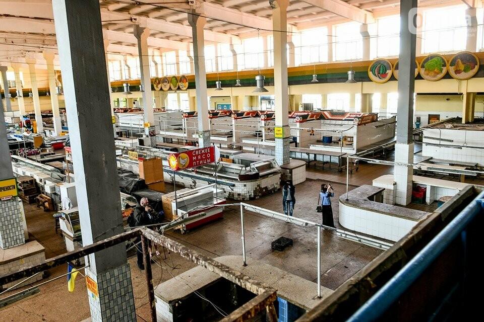 В Запорожье с 1 мая откроются два продовольственных рынка, фото-15