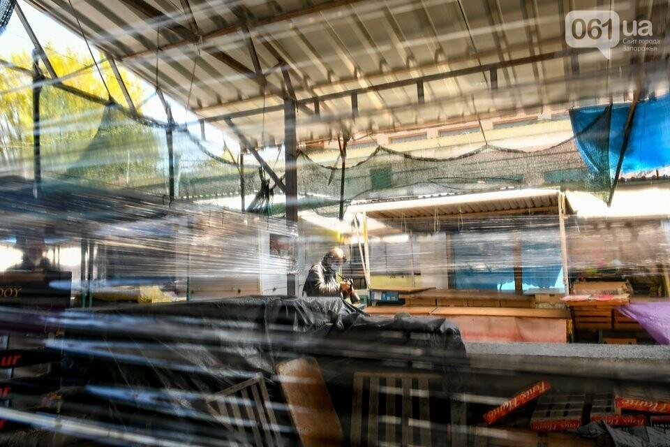 В Запорожье с 1 мая откроются два продовольственных рынка, фото-14