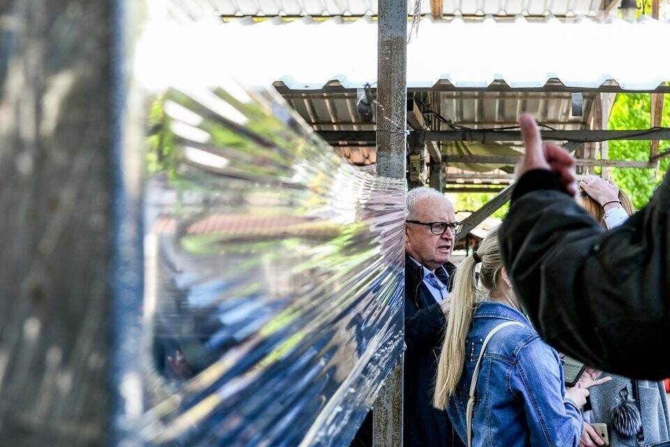 В Запорожье с 1 мая откроются два продовольственных рынка, фото-11