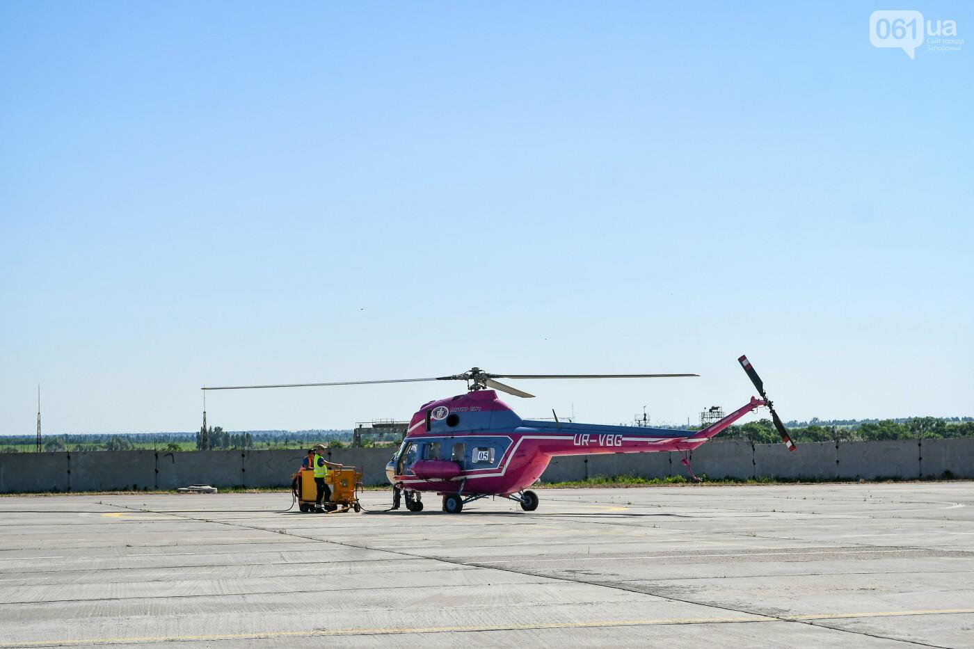 В Запорожье проходят соревнования по вертолетному спорту, - ФОТОРЕПОРТАЖ, фото-32