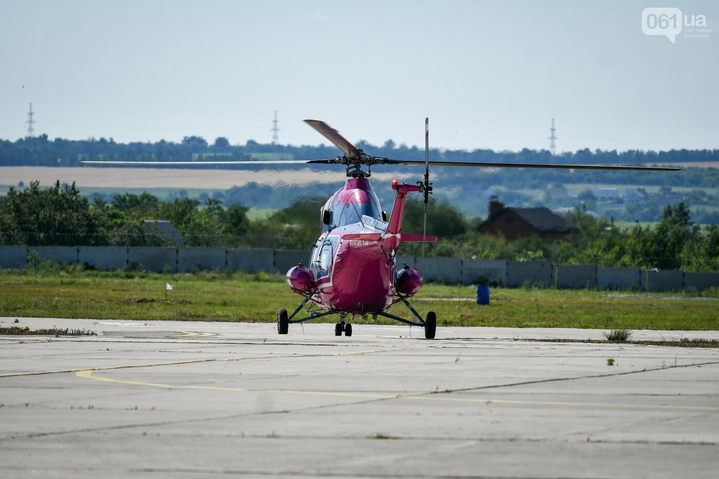 В Запорожье проходят соревнования по вертолетному спорту, - ФОТОРЕПОРТАЖ, фото-33