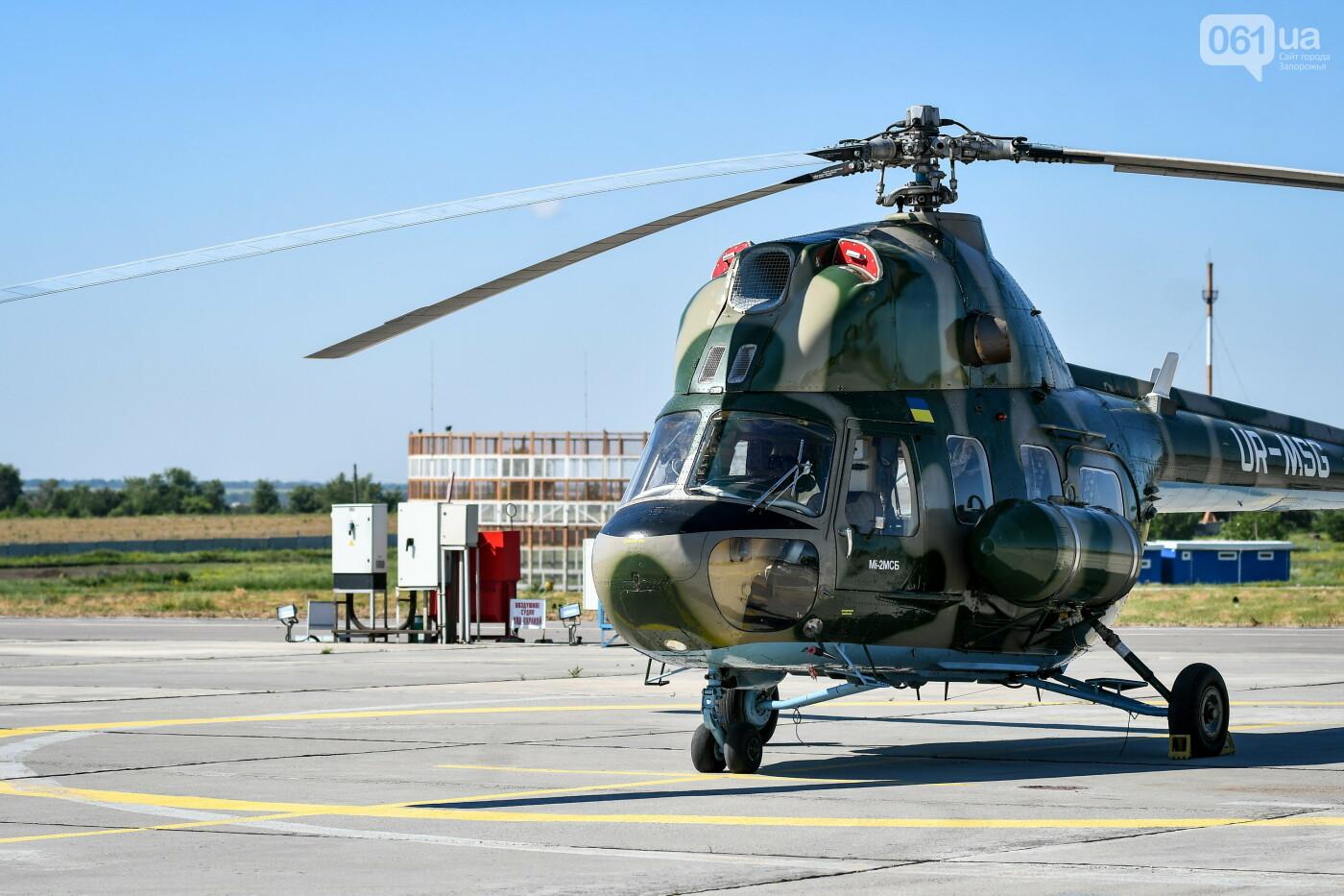 В Запорожье проходят соревнования по вертолетному спорту, - ФОТОРЕПОРТАЖ, фото-29