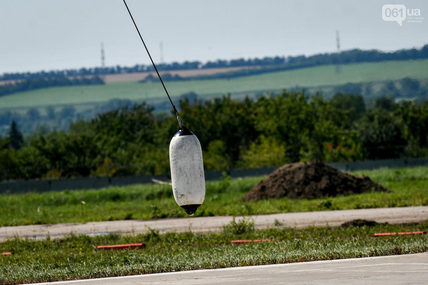 В Запорожье проходят соревнования по вертолетному спорту, - ФОТОРЕПОРТАЖ, фото-35