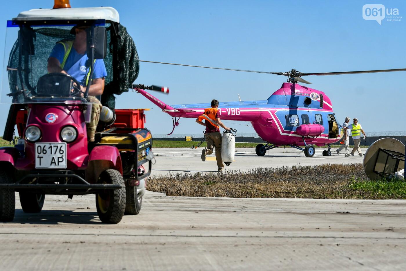 В Запорожье проходят соревнования по вертолетному спорту, - ФОТОРЕПОРТАЖ, фото-14