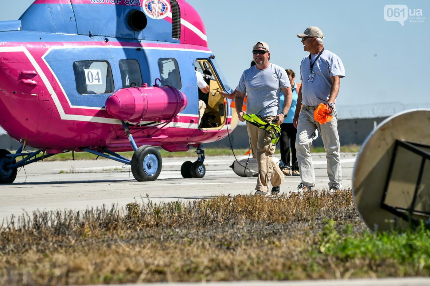 В Запорожье проходят соревнования по вертолетному спорту, - ФОТОРЕПОРТАЖ, фото-16
