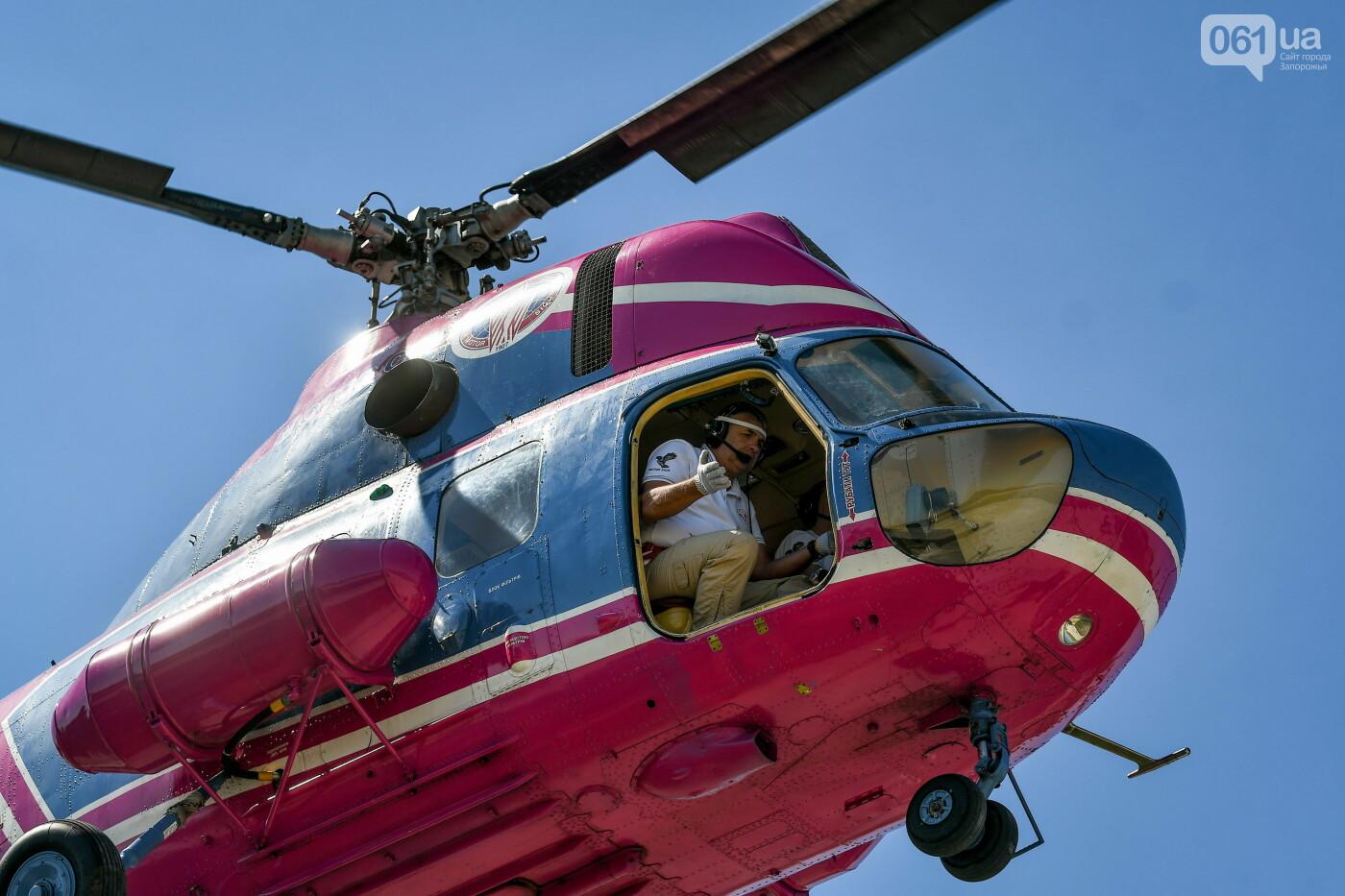 В Запорожье проходят соревнования по вертолетному спорту, - ФОТОРЕПОРТАЖ, фото-7
