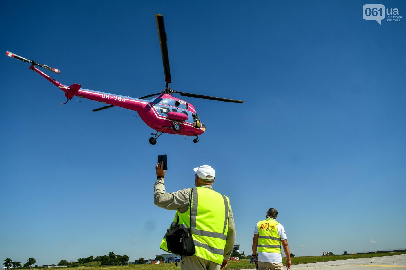 В Запорожье проходят соревнования по вертолетному спорту, - ФОТОРЕПОРТАЖ, фото-2