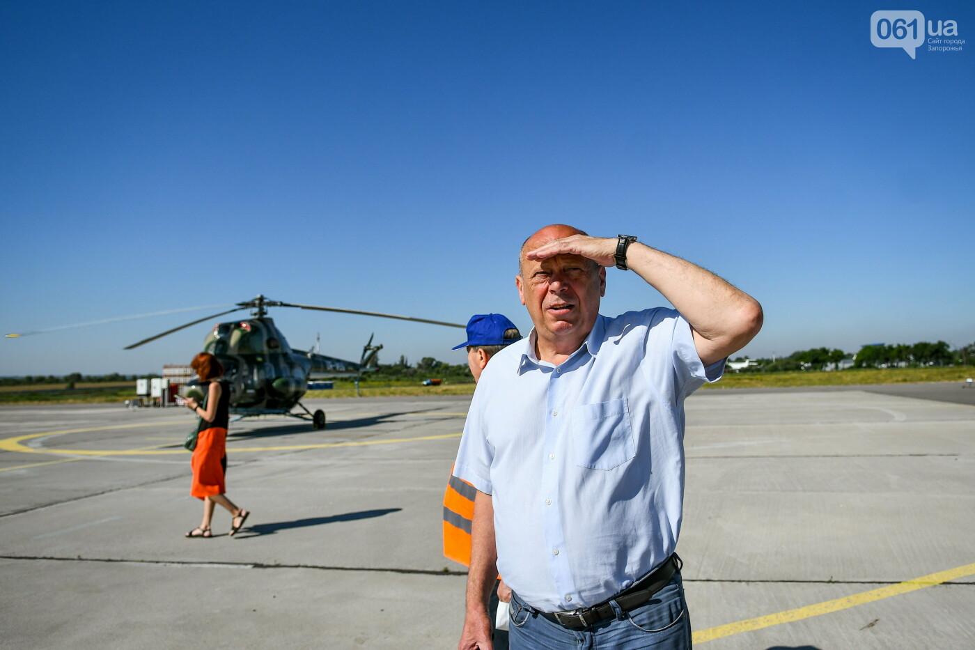 В Запорожье проходят соревнования по вертолетному спорту, - ФОТОРЕПОРТАЖ, фото-26