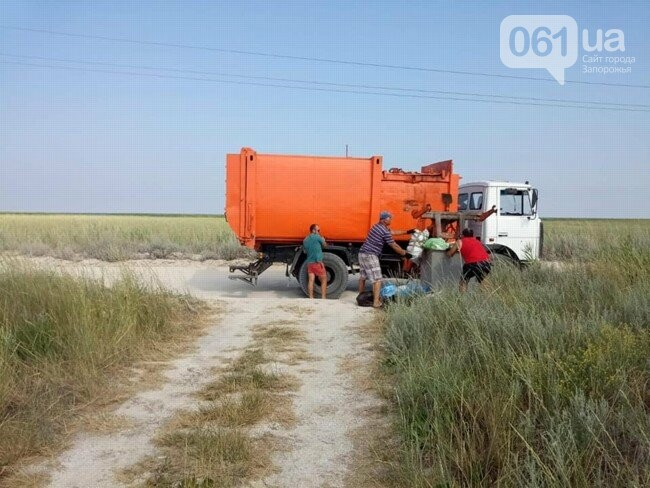 Власти Кирилловки рассказали, на что тратят деньги полученные от проезда за Степок , фото-2