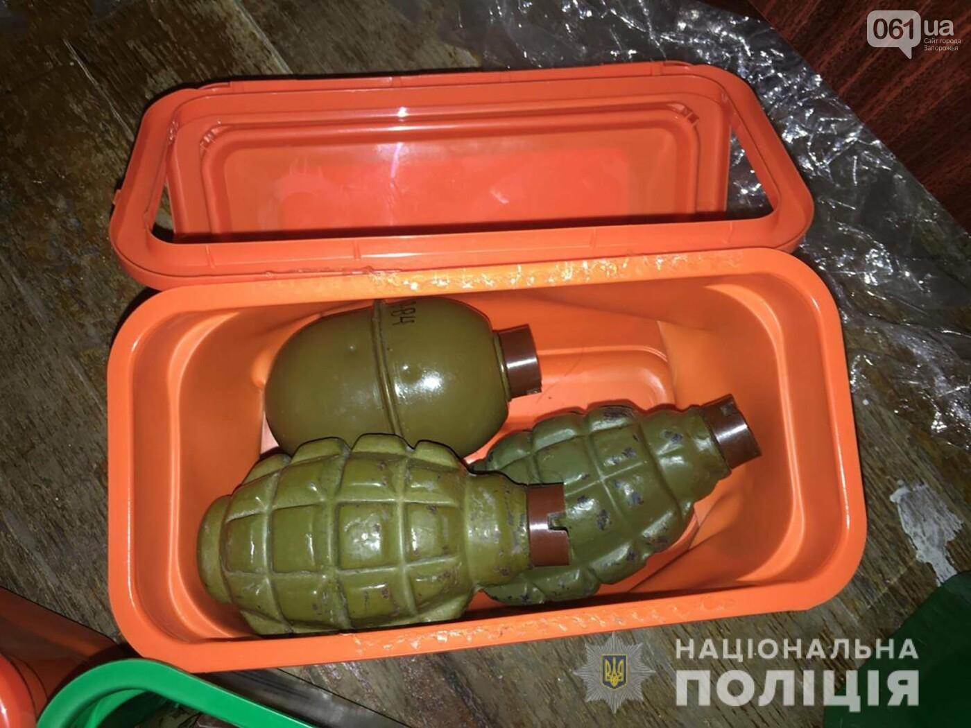 В Бердянске мужчина устроил стрельбу по детям, которые шумели на площадке, фото-3