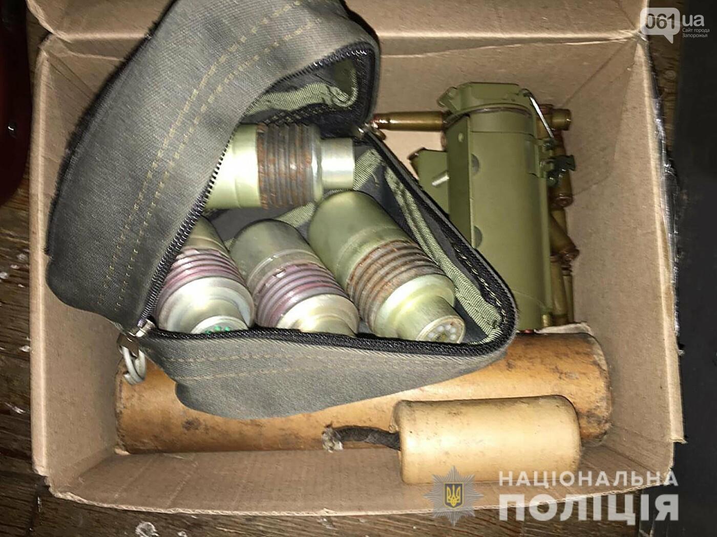 В Бердянске мужчина устроил стрельбу по детям, которые шумели на площадке, фото-6